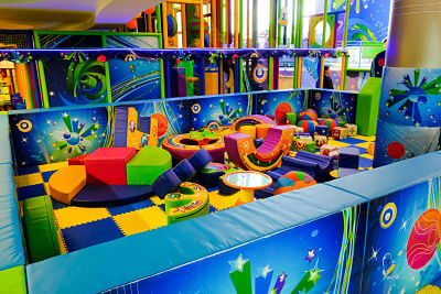 Softplay at MagicPlanet