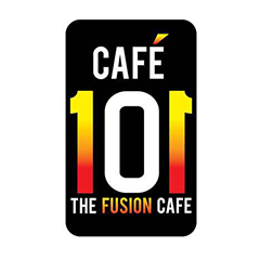 Cafe 101 The Fusion Cafe : Satyaniketan, Satyaniketan, New Delhi logo