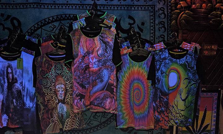 Psychedelic Insane Clothing & Apparels, Mehrauli, Mehrauli logo