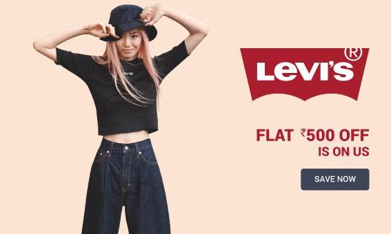 Levi's in New Delhi cover pic