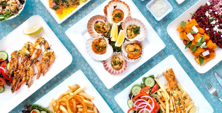 Seafood in New Delhi cover pic