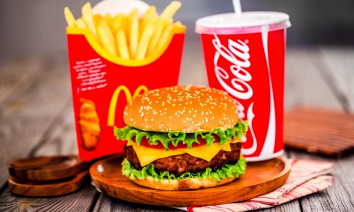 McDonald's, Sector 28, Sector 28 logo