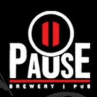Pause - Brewery & Pub, Sector 29, Sector 29 logo