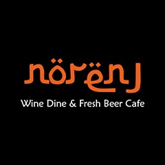 Norenj Kitchen & Micro Brewery, Sector 43, Sector 43 logo