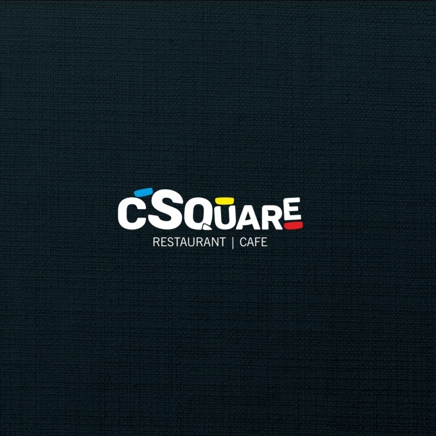 Csquare Cafe, Sector 54, Sector 54 logo