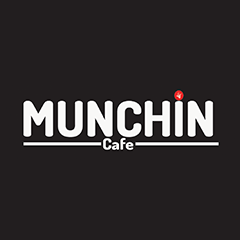 Munchin Cafe, Sector 62, Sector 62 logo