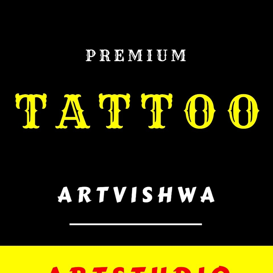 Artvishwa (Tattoo And Art Studio), Chandan Nagar, Chandan Nagar logo