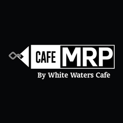 Cafe MRP, Connaught Place (CP), Connaught Place (CP) logo