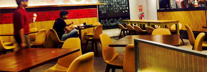 Wendy's, Sector 18, Noida cover pic