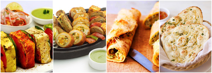 The Kathi Rolls, Sector 31, Gurgaon cover pic