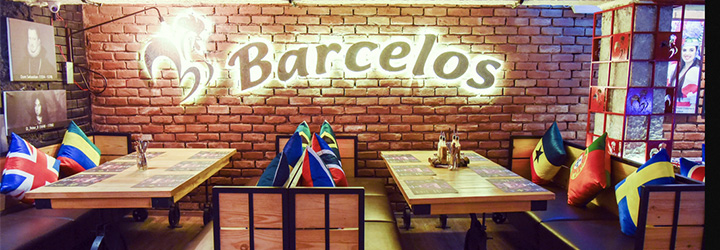 Barcelos, Sector 29, Gurgaon cover pic
