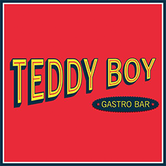 Teddy Boy, Connaught Place (CP), Connaught Place (CP) logo