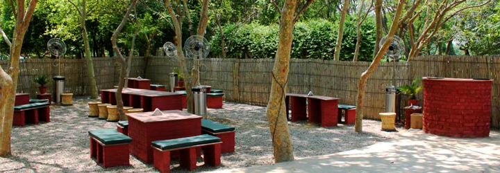Roots - Cafe In The Park, Sector 29, Gurgaon cover pic