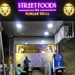 Street Foods by Punjab Grill, Hiranandani Estate, Thane West, Hiranandani Estate, Thane West logo