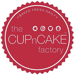 The CUPnCAKE Factory, Sohna Road, Sohna Road logo