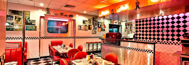 The All American Diner, Lodhi Road, New Delhi cover pic