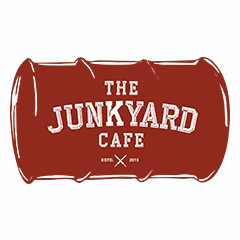 The Junkyard Cafe, Saket, Saket logo