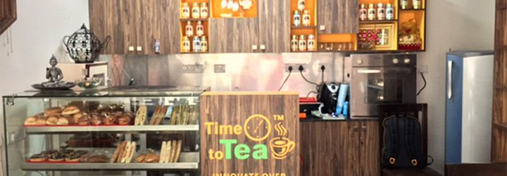 Time To Tea, Logix Mall, Sector 32, Noida cover pic
