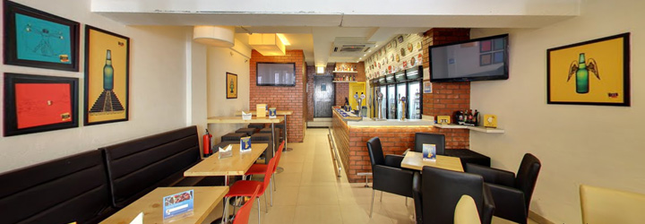 The Beer Cafe, Scindia House, Connaught Place (CP), New Delhi cover pic
