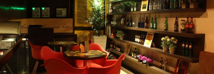 The Beer Cafe, Nehru Place, New Delhi cover pic