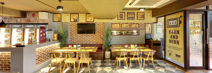 The Beer Cafe, Greater Kailash (GK) 2, coverpic