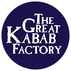 The Great Kabab Factory - Radisson Blu Marina, Connaught Place (CP), Connaught Place (CP) logo