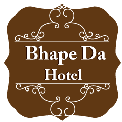 Bhape Da Hotel, Connaught Place (CP), Connaught Place (CP) logo