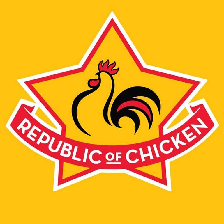 Republic Of Chicken, Zirakpur, Zirakpur logo