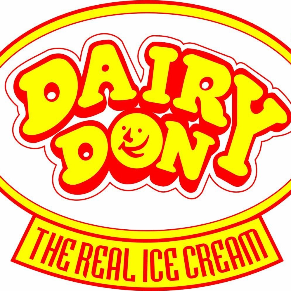 Dairy Don, College Road, College Road logo
