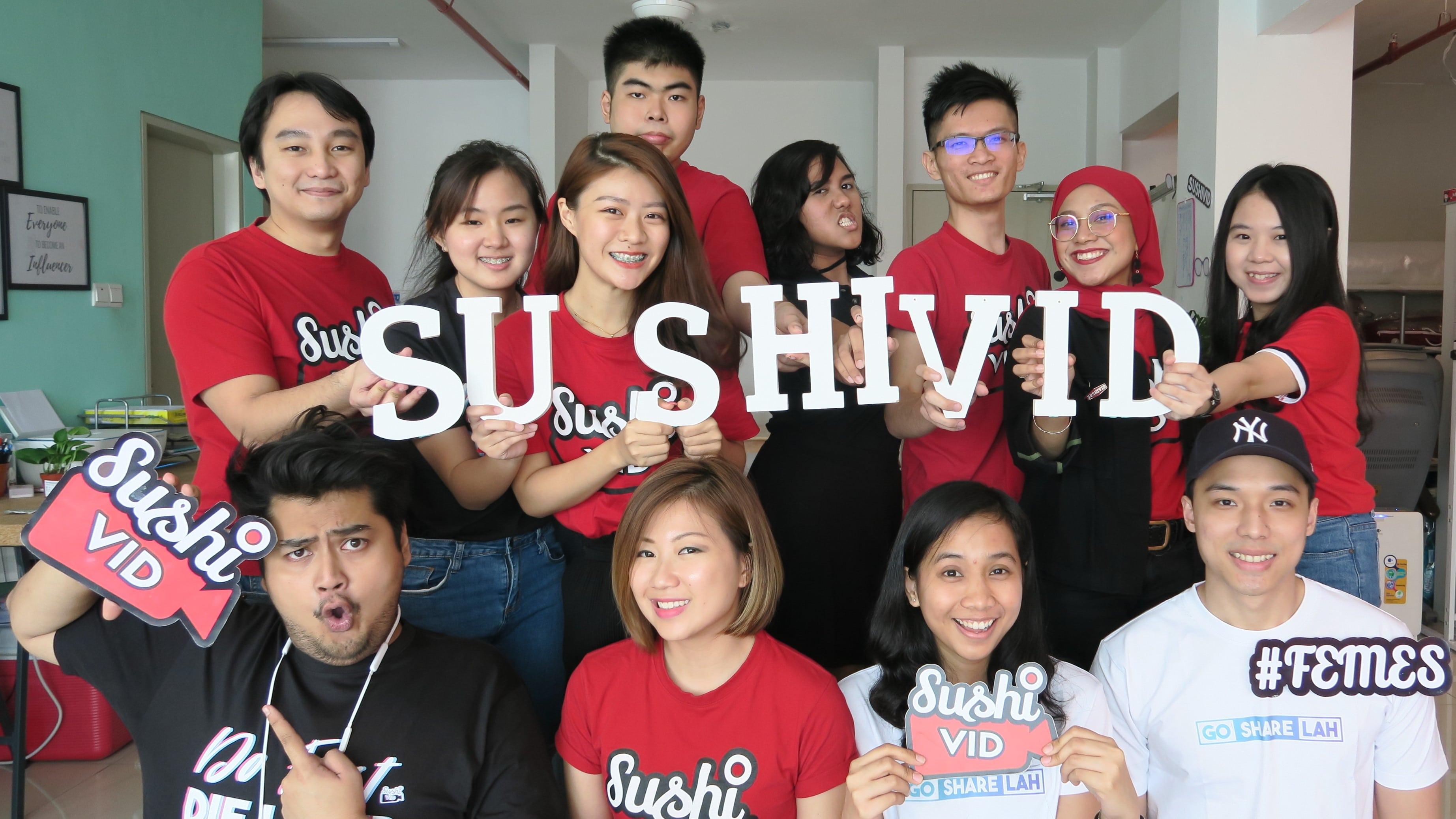 SushiVid Team