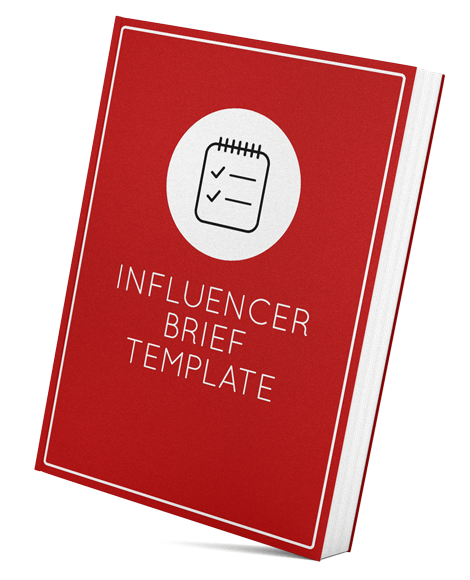 Influencer Brief Template