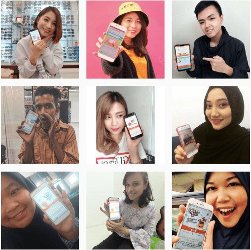 UMobile Engaged Micro Influencers 2018