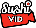 SushiVid Official Logo