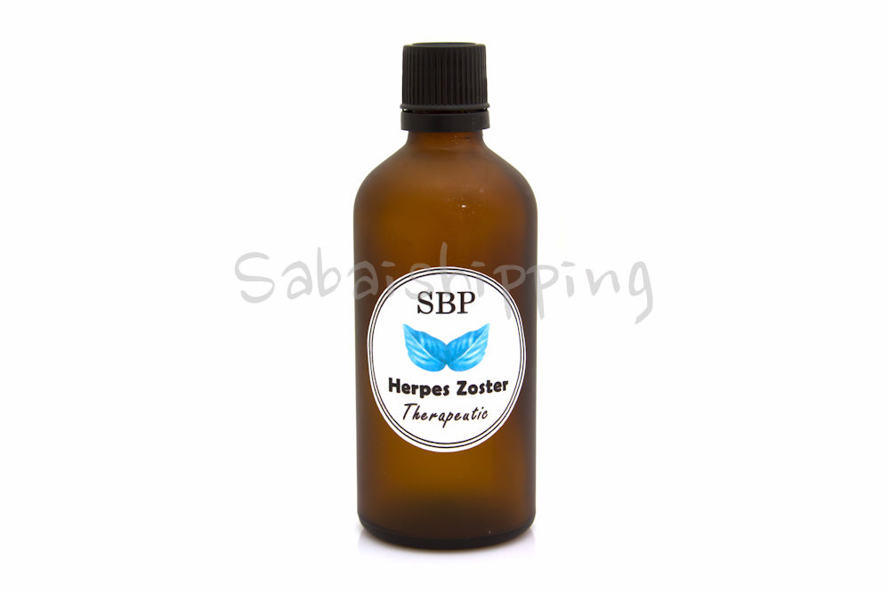 sbp brand get rid of shingles zoster therapeutic once and