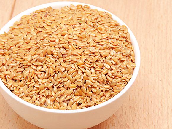 Healthy Snacks Malaysia Organic Golden Flaxseed