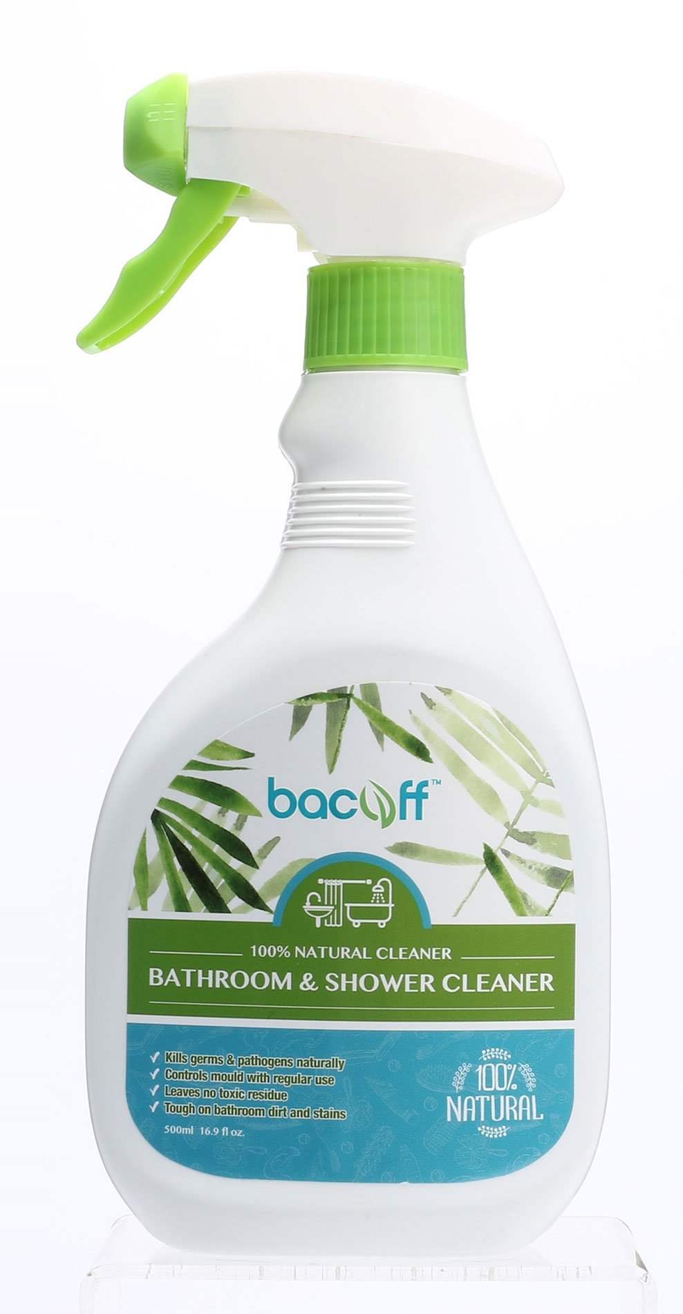 BACOFF Bathroom & Shower Cleaner - Signature Market