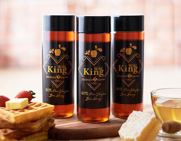 Healthy Snacks Malaysia Wild King Honey 100 Pure