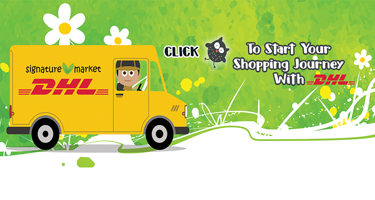 Healthy Snacks Malaysia - Enjoy Your Shopping With DHL Now!