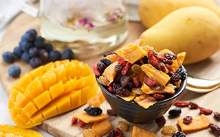 Healthy Snacks Malaysia - Dried Fruits