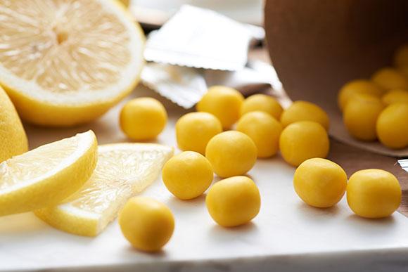 Healthy Snacks Malaysia - Soft Fruits Enzyme Candy - Lemon
