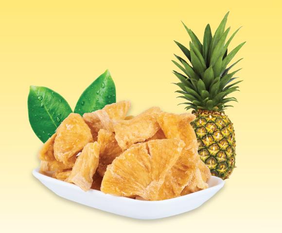 Healthy Snacks Malaysia - Taiwan Dried Pineapple