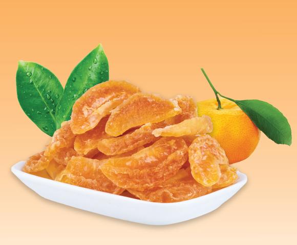 Healthy Snacks Malaysia - Taiwan Dried Tangerine