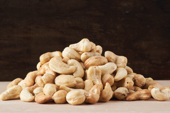 Healthy Snacks Malaysia - Roasted Cashew Nuts (Bulk Pack)