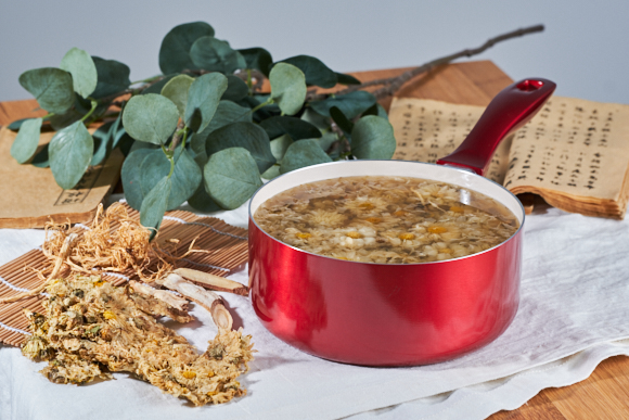 Healthy Snacks Malaysia Acne Cleanse Chrysanthemum Tea 祛痘清熱菊花茶
