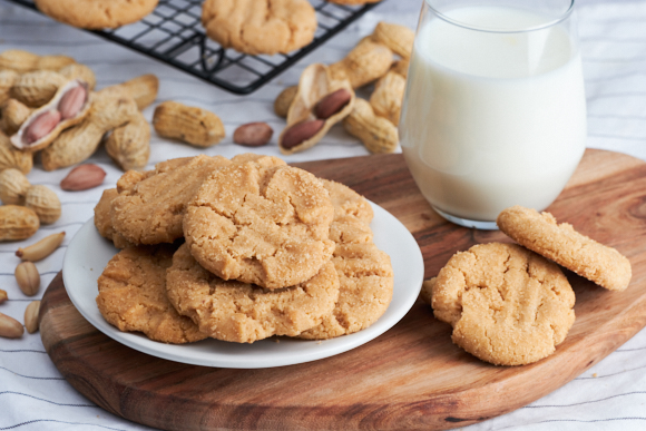 Peanut Free Snack List 2020.Healthy Snacks Malaysia Egg Free Peanut Butter Cookies