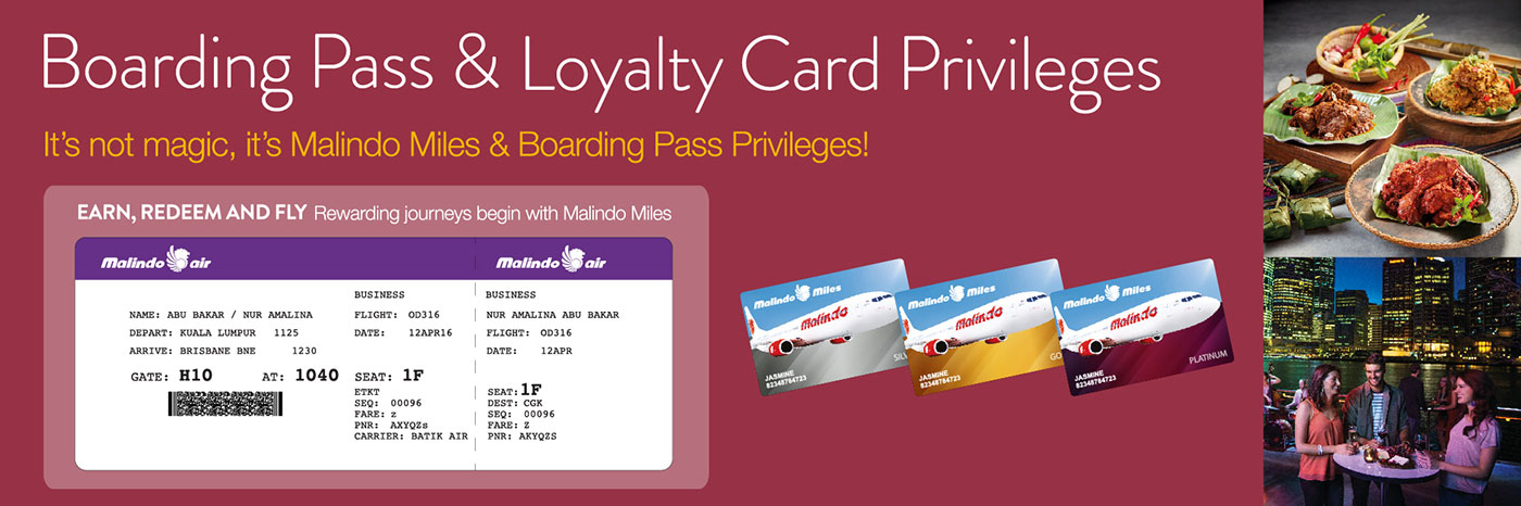 Boarding Pass Amp Loyalty Cards