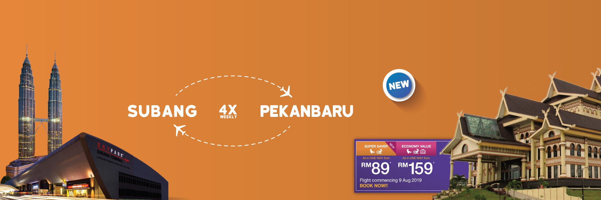Malindo Air - Smarter Way To Travel