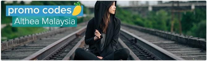 Althea Promo Codes April 2018