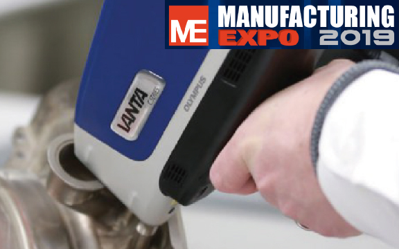 【Thailand: MANUFACTURING EXPO2019】 General Trading Company of QA/QC equipment, Quality Report exhibited industrial microscopes, etc.