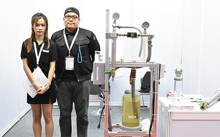 Industria พร้อมนำเสนอ FILSTAR ฟิลเตอร์ภาคอุตสาหกรรมและเปิดตัว eCELL นวัตกรรมจากประเทศญี่ปุ่นเป็นครั้งแรก ภายในงาน Thai Water Expo 2019!